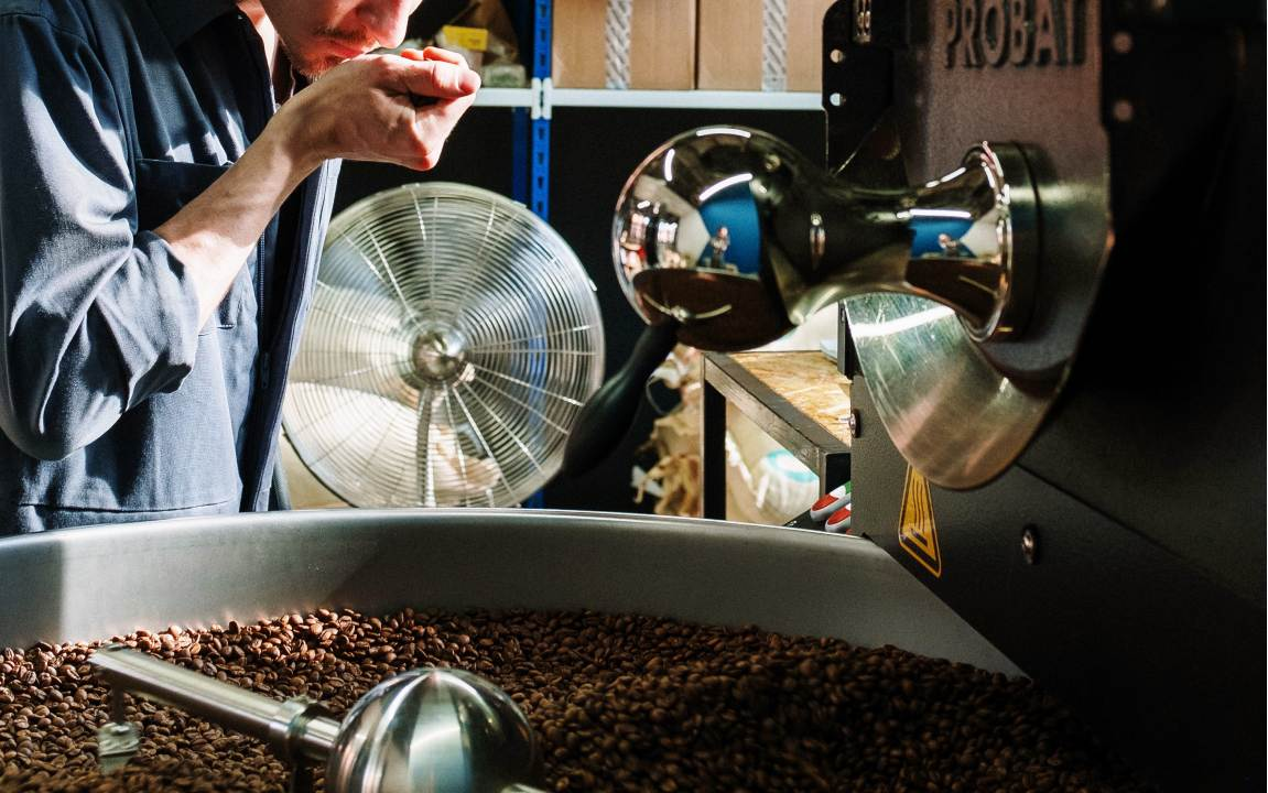 hiring a head roaster