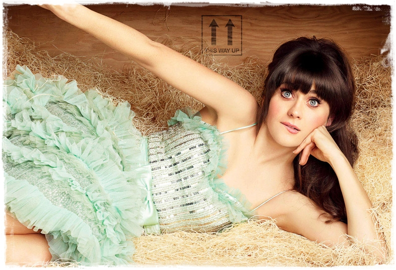 Zooey Deschanel - icono indie/alternativo