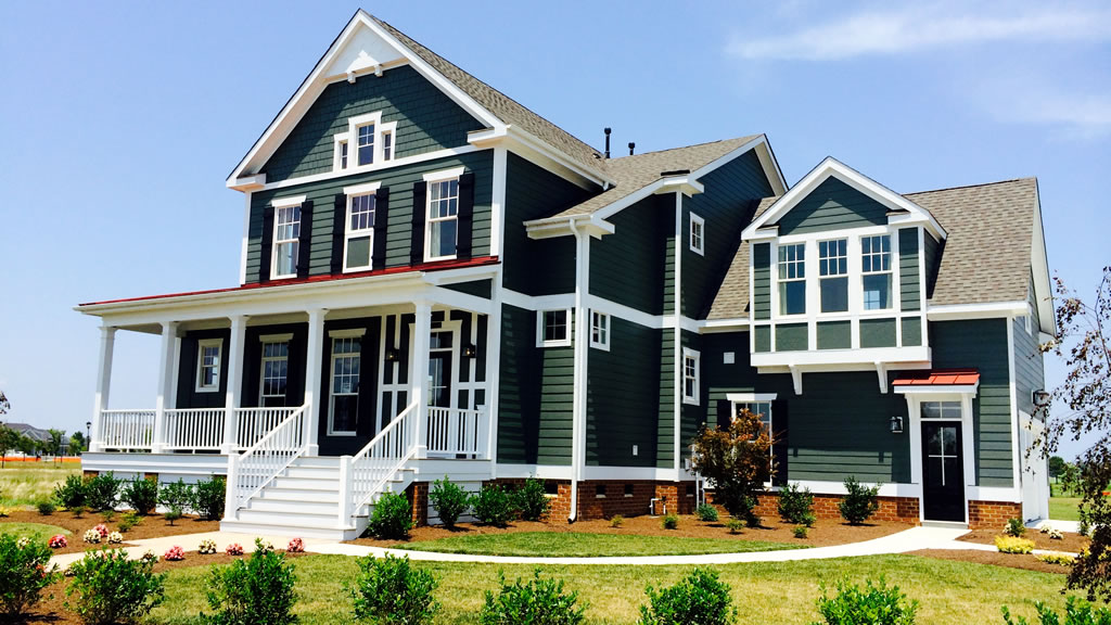 5 Brick And Siding Color Combinations For A Fresh Look