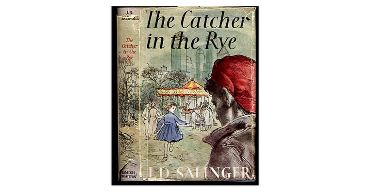 Red Hunting Hat Catcher In The Rye Essay