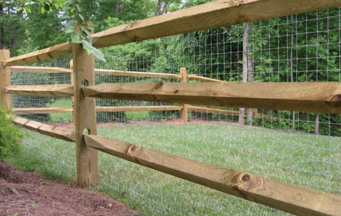 10 Fence Ideas For Your Yard