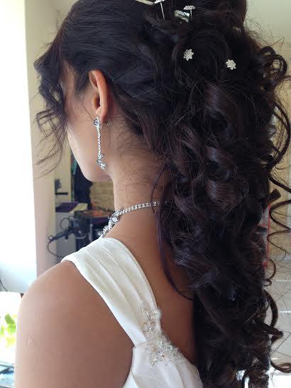 Coiffeur Hair X Extensions Schweiz Hochzeits Frisur Wir Helfen