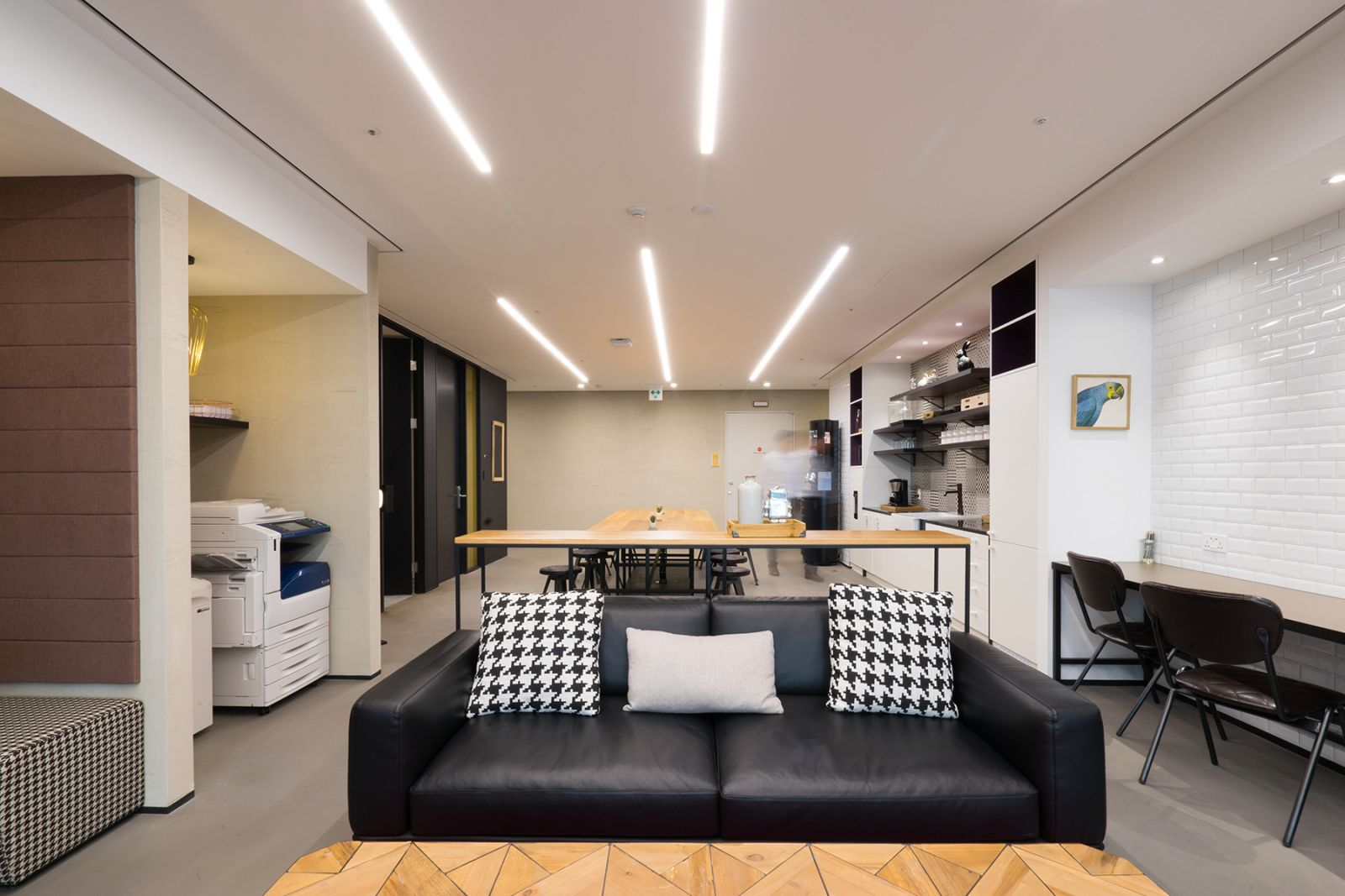 The Executive Center Coworking Space in Seoul