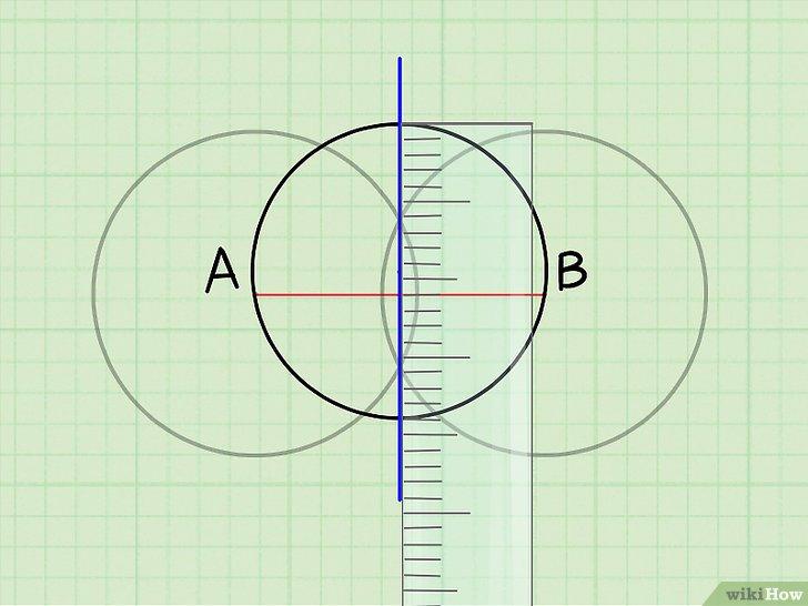 измерение диаметра круга