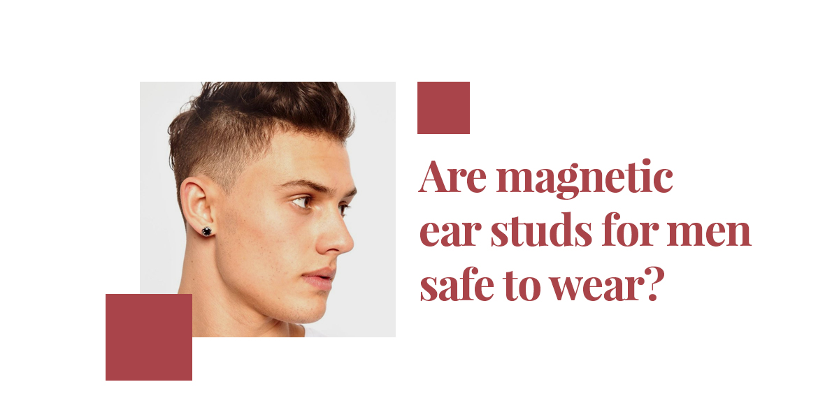 magnetic ear studs