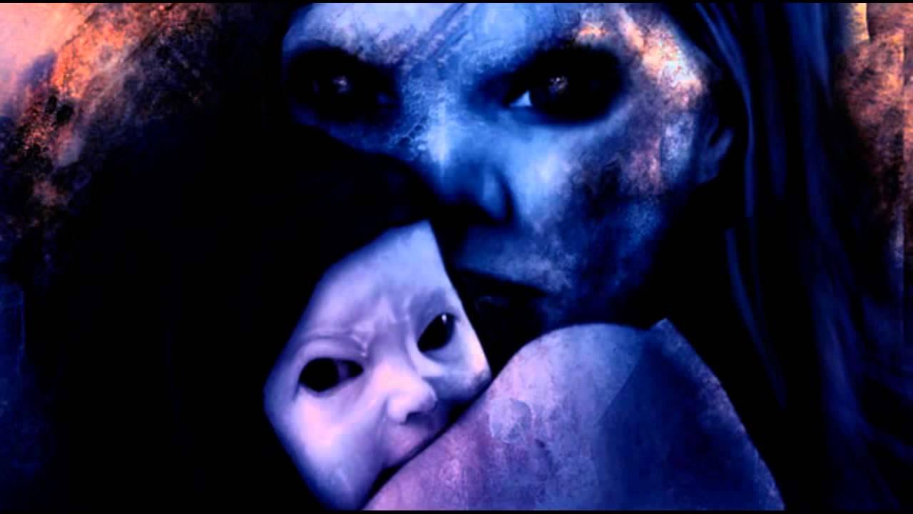 Baby Blue: El bebé maligno