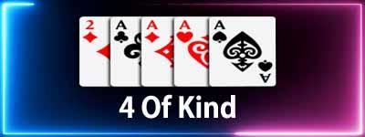 4 Of A Kind