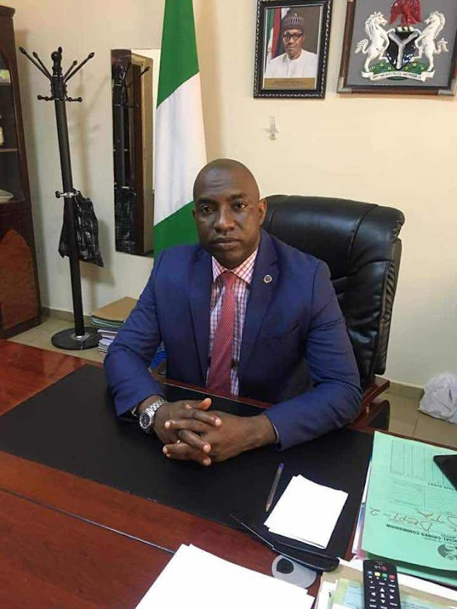 EFCC New Zonal Head Usman Imam Resumes Work in Port Harcourt