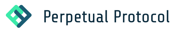 Blog Perpetual Protocol Title Logo Graphic