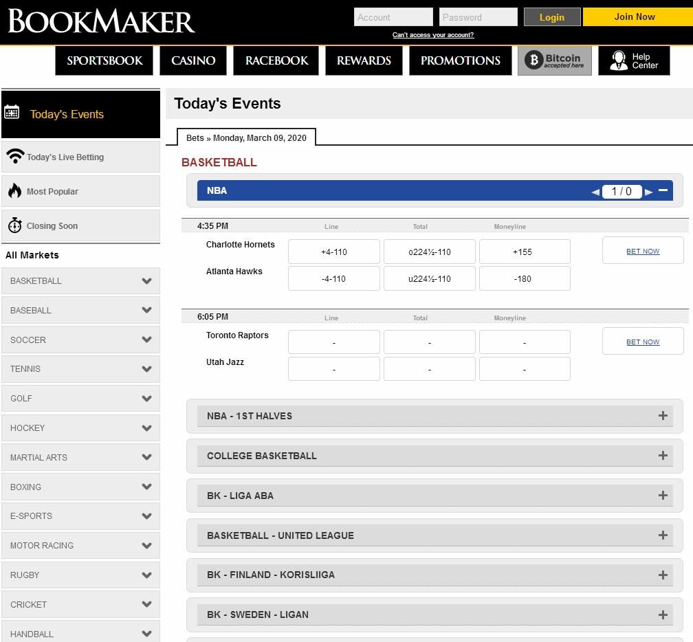 БК Bookmaker: реальные отзывы и детальный обзор