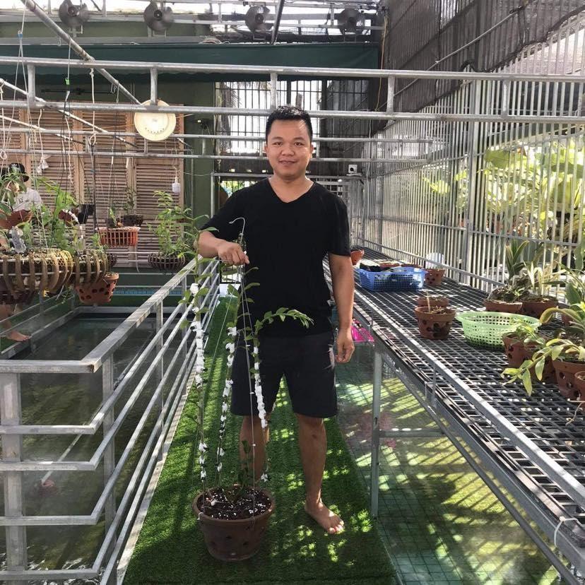 Nghệ nhân Nguyễn Đức Đại và hành trình vươn tới thành công nhờ kinh doanh lan đột biến - Ảnh 3
