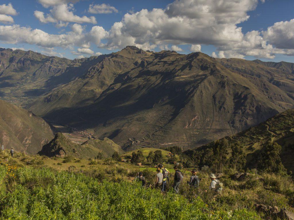 Aventura de Lares e Vale Sagrado para Machu Picchu