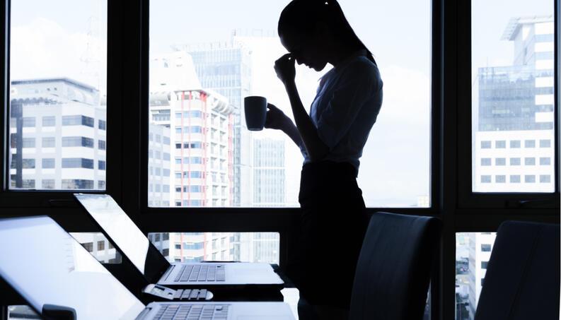 burnout home office