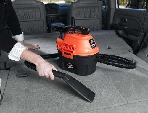 Wet Dry Vacuum Shop Vac Portable Hand Held Car Auto Garage Cleaner ...