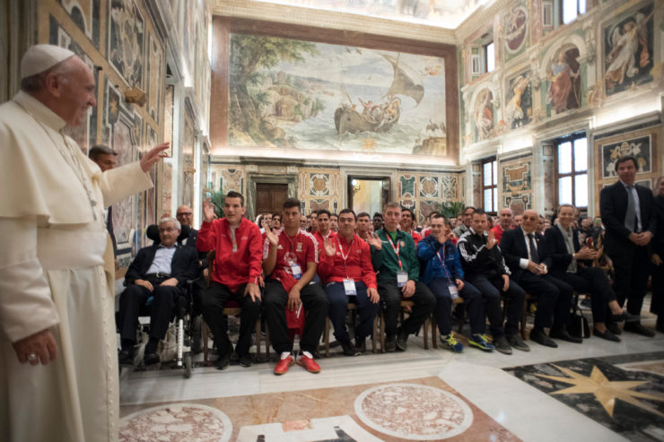 unified football 2017 © L'Osservatore Romano