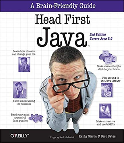 Books for Java beginners