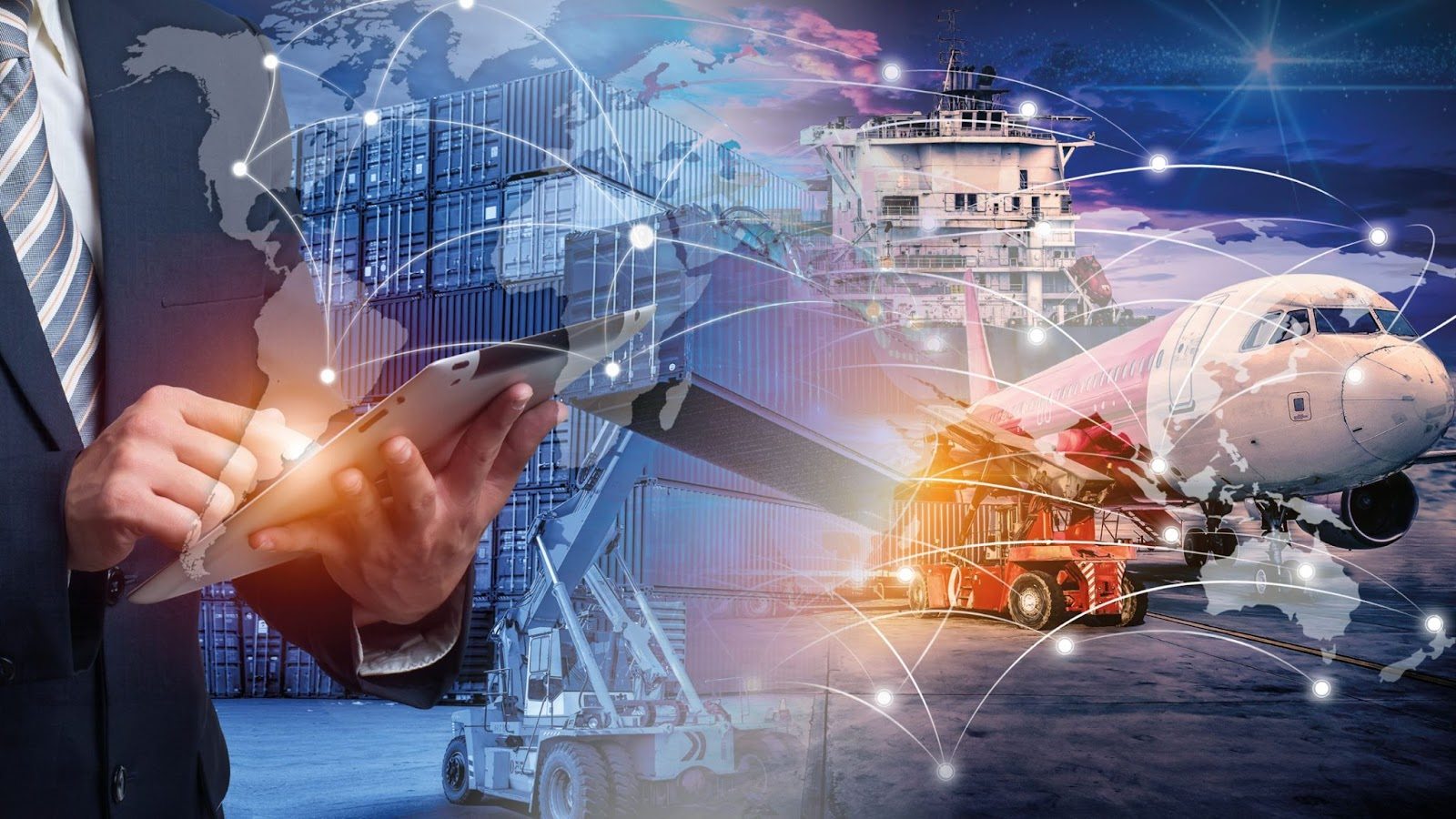 What is digital transformation in supply chain?