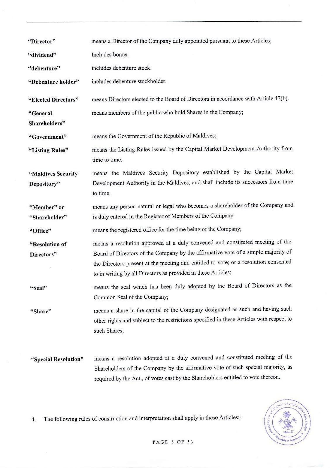 adam khaleel module name company law