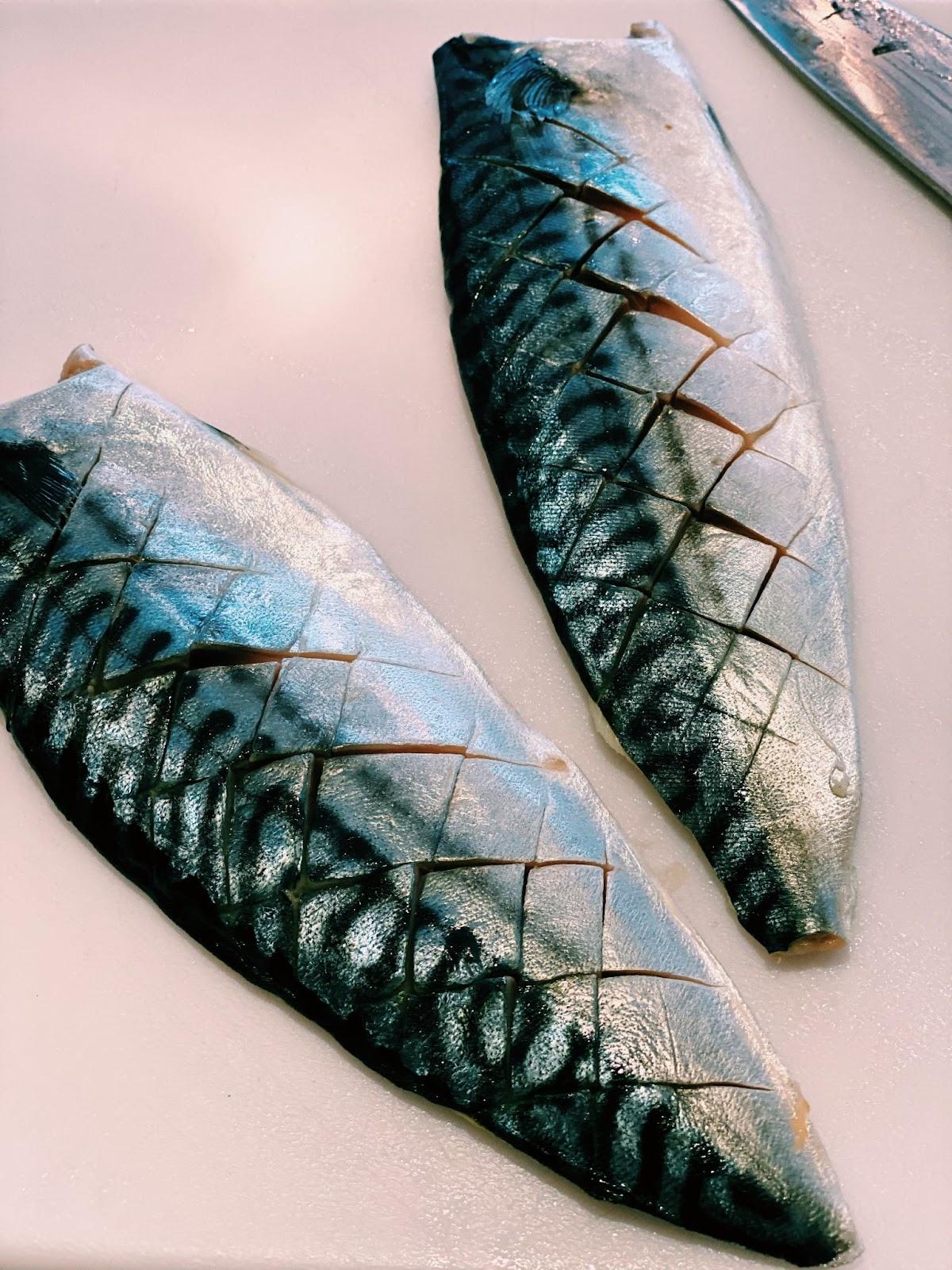 How to pan-fry asian fish