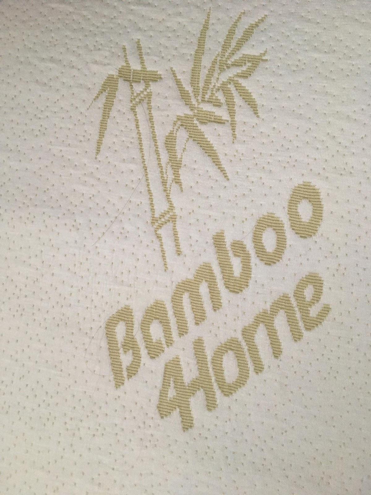 recenze 4Home: bambusová matracová podložka Bamboo