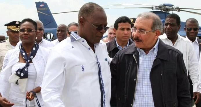 Image result for PRIVERT DOMINICAN PRESIDENT PHOTOS