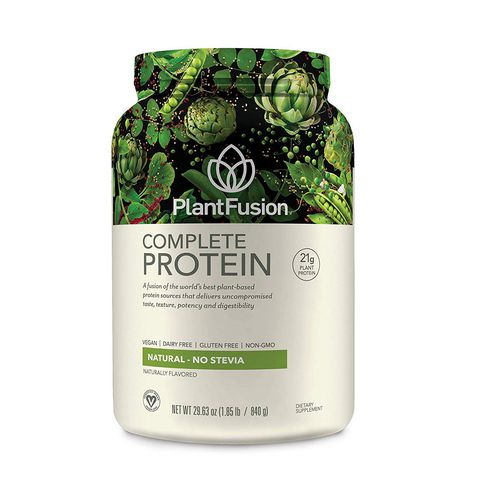 Complete Plant-Based Protein Powder