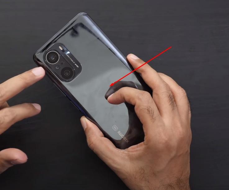 Xiaomi Mi 11X Fingerprint Magnet
