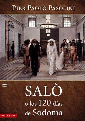 Saló o 120 días de Sodoma (1975, Pier Paolo Pasolini)