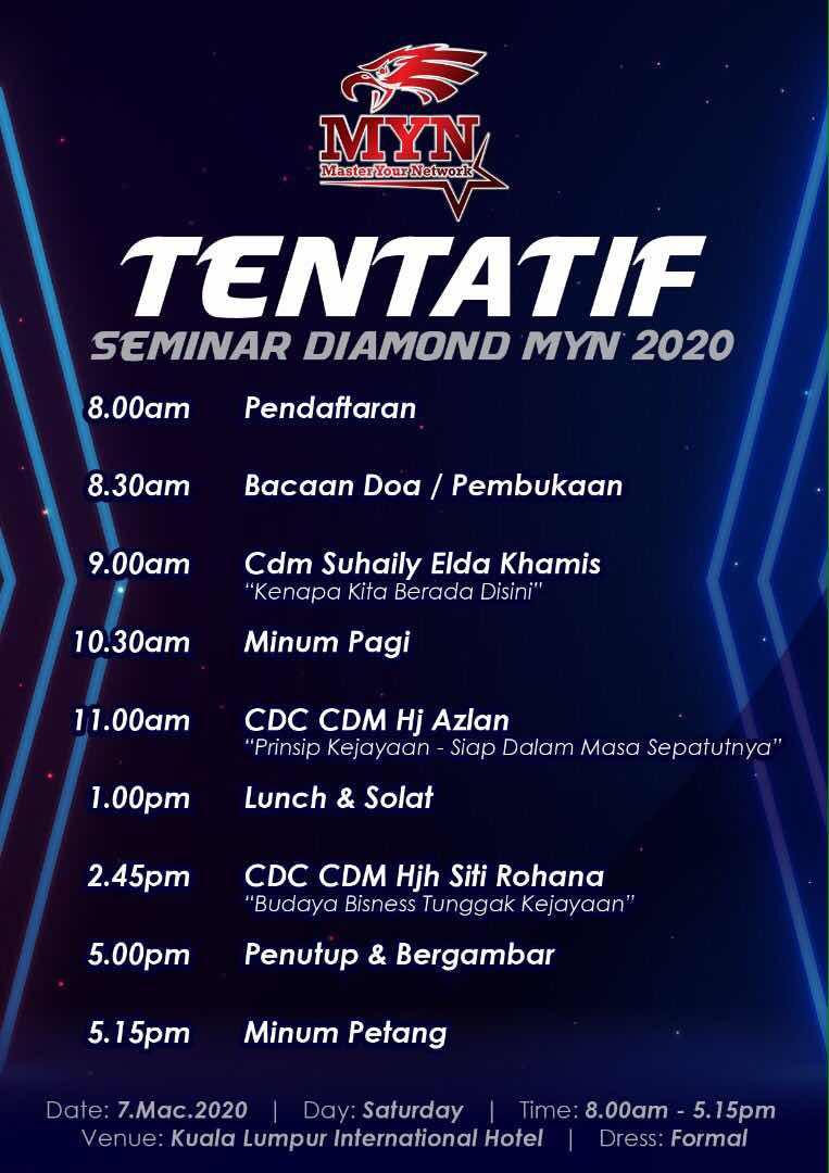 diamond seminar myn 2020 premium beautiful therapants