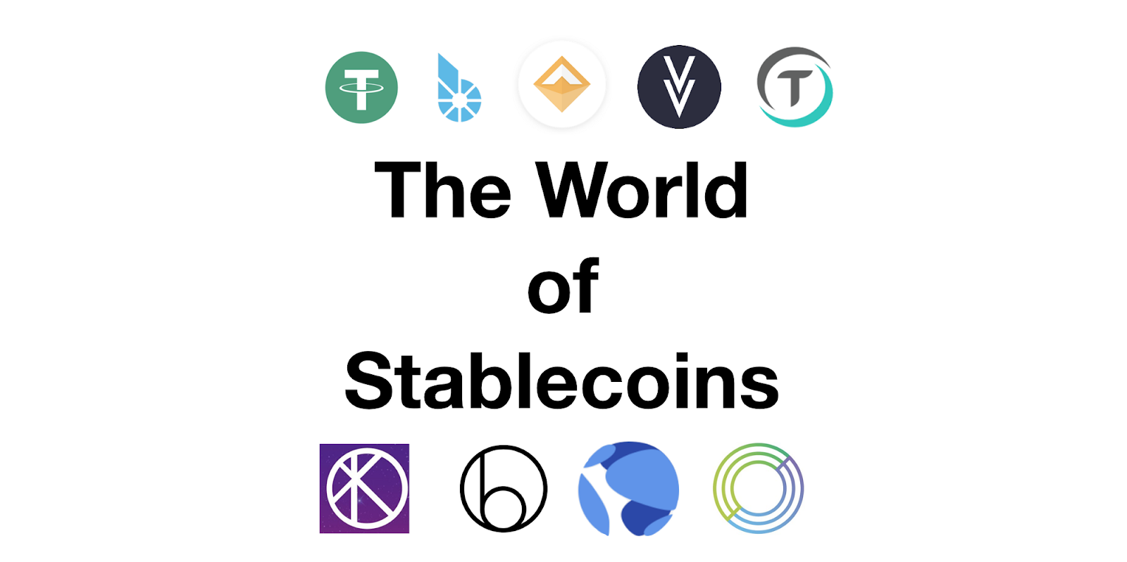 Một số loại Stablecoin