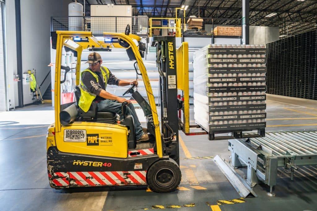 warehouse innovation