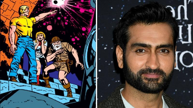 Image result for kumail nanjiani eternals
