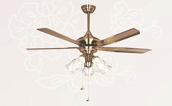 Khi nào nên sử dụng quạt trần có đèn cho ngôi nhà?