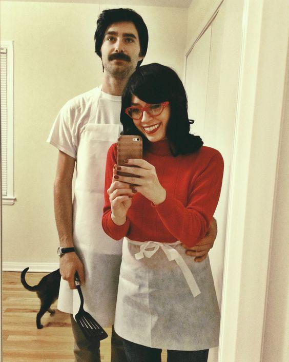 Aujourd'hui ou Hier (Last week, we were Bob and Linda.):