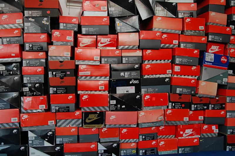 boite chaussures nike
