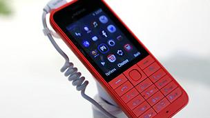Teléfono Nokia 220