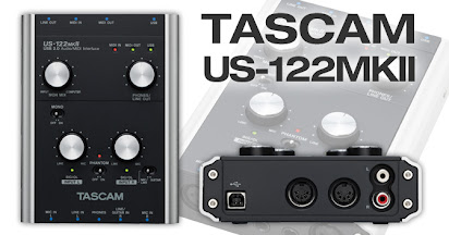 Tascam us-122mkii driver for windows 8