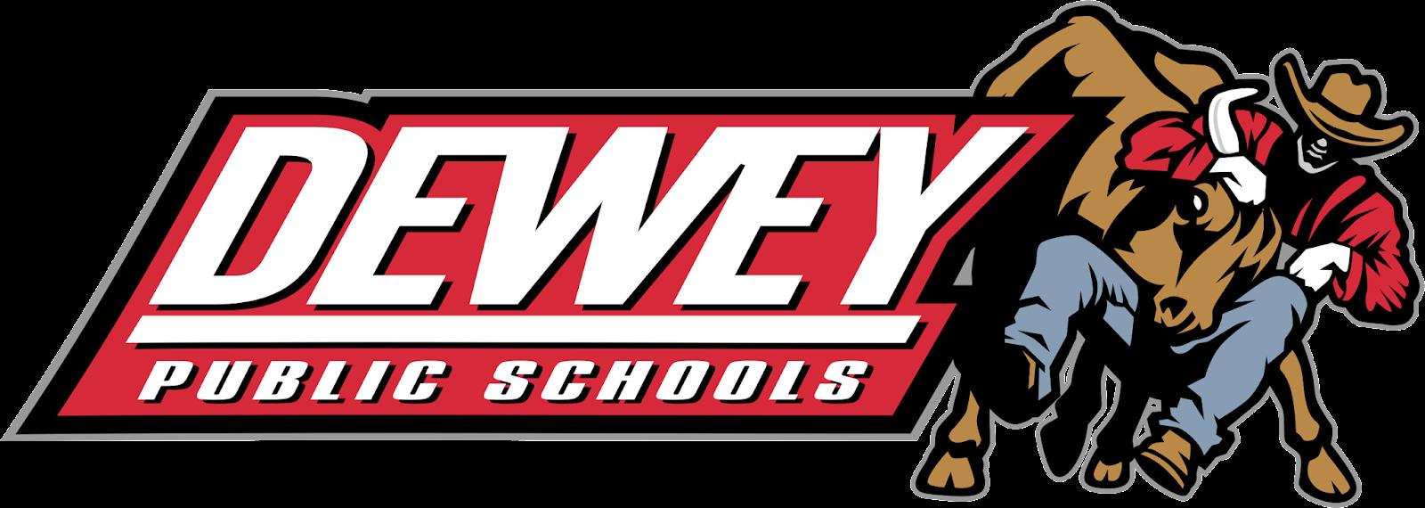 Dewey Public Schools with Mascot.png