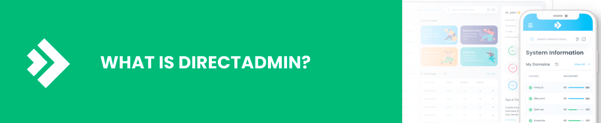 what is directadmin