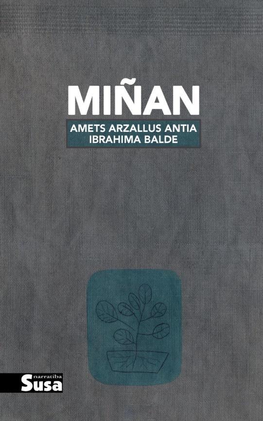 """Resultado de imagen de """"Miñan"""" Amets Arzallus eta Ibrahima Balde"""