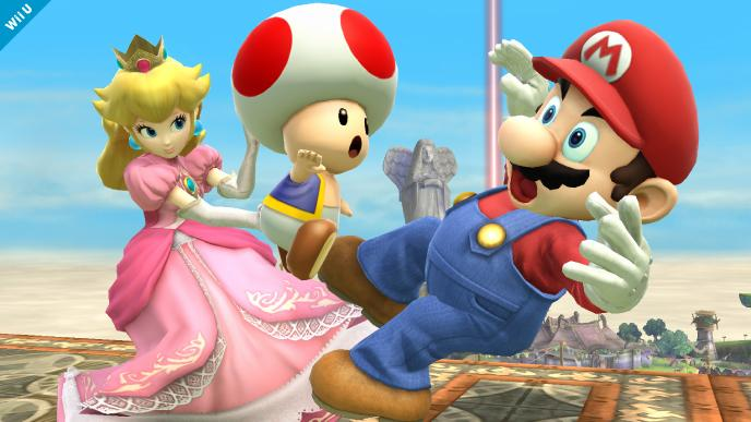 Princess Peach Confirmed for Next Super Smash Bros.