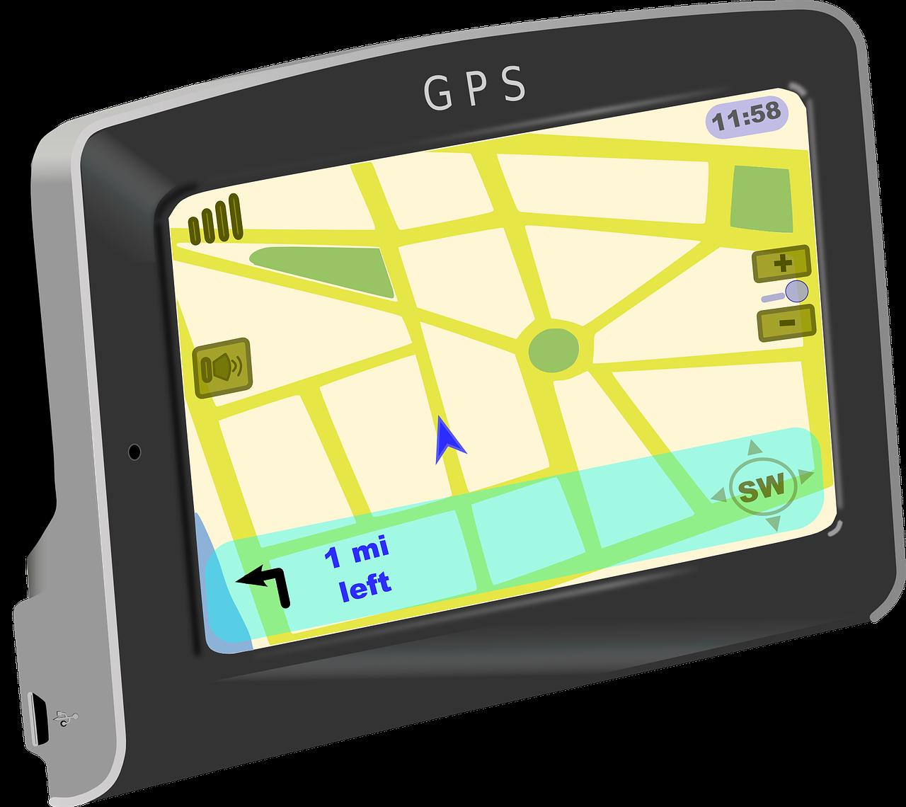 RV GPS