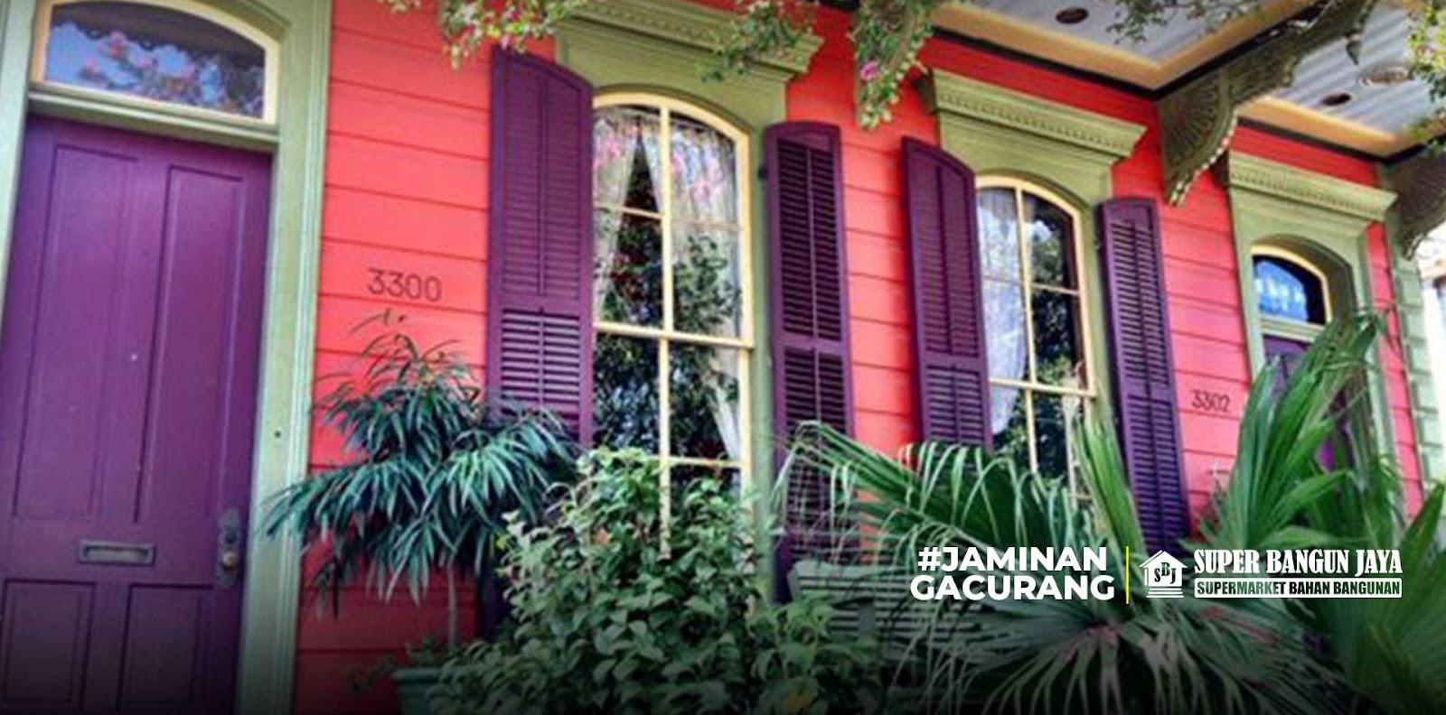 Warna cat dinding rumah yang elegan - bestseller.superbangunjaya.com