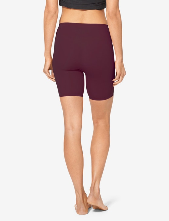 Tommy John Women's Air Invisibles High Rise Slip Shorts to wear under leggings