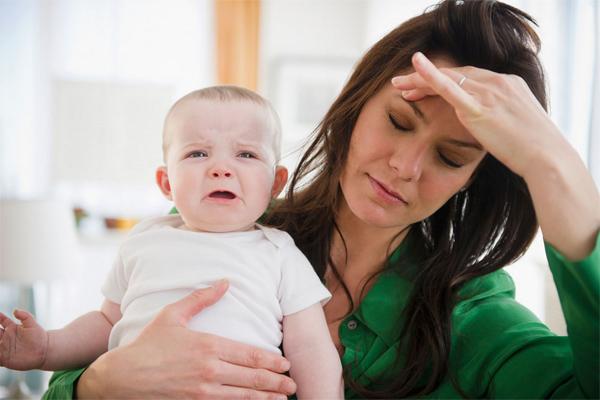 Những dấu hiệu rối loạn tâm lý sau sinh không phải ai cũng biết - ảnh 1