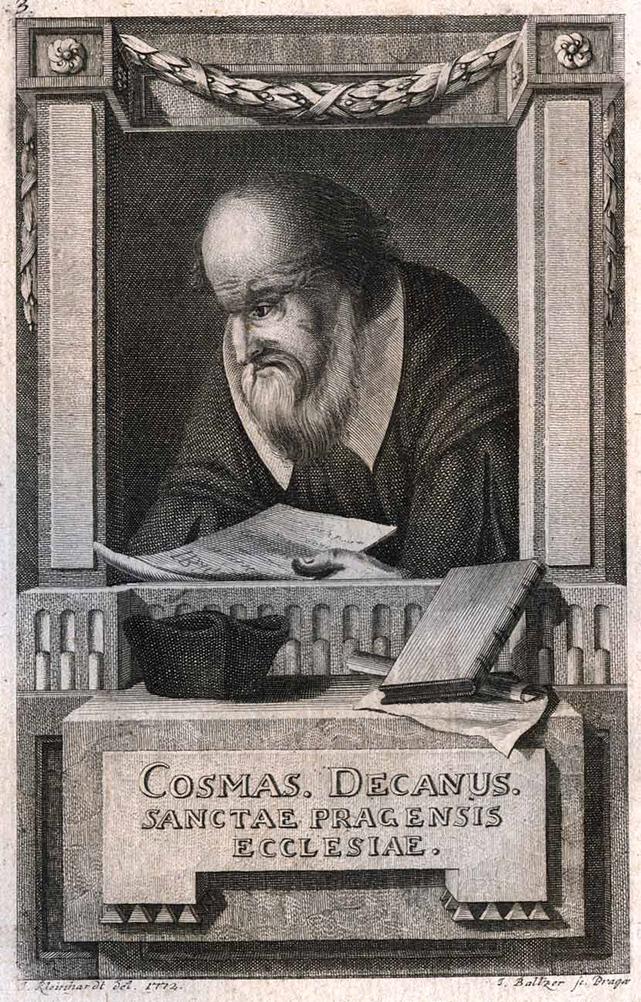 Zdaniem praskiego kanonika Kosmasa Dobrawa okazała się nad miarę bezwstydna.