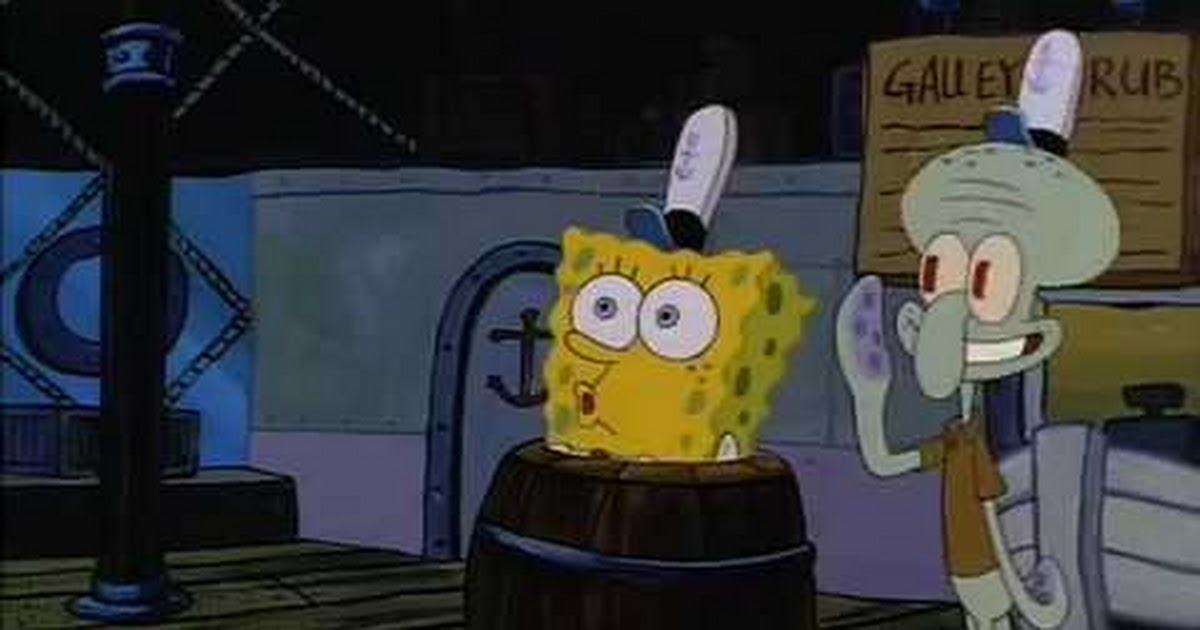 SpongeBob SquarePants - s1e13a - Scaredy Pants - Google Drive
