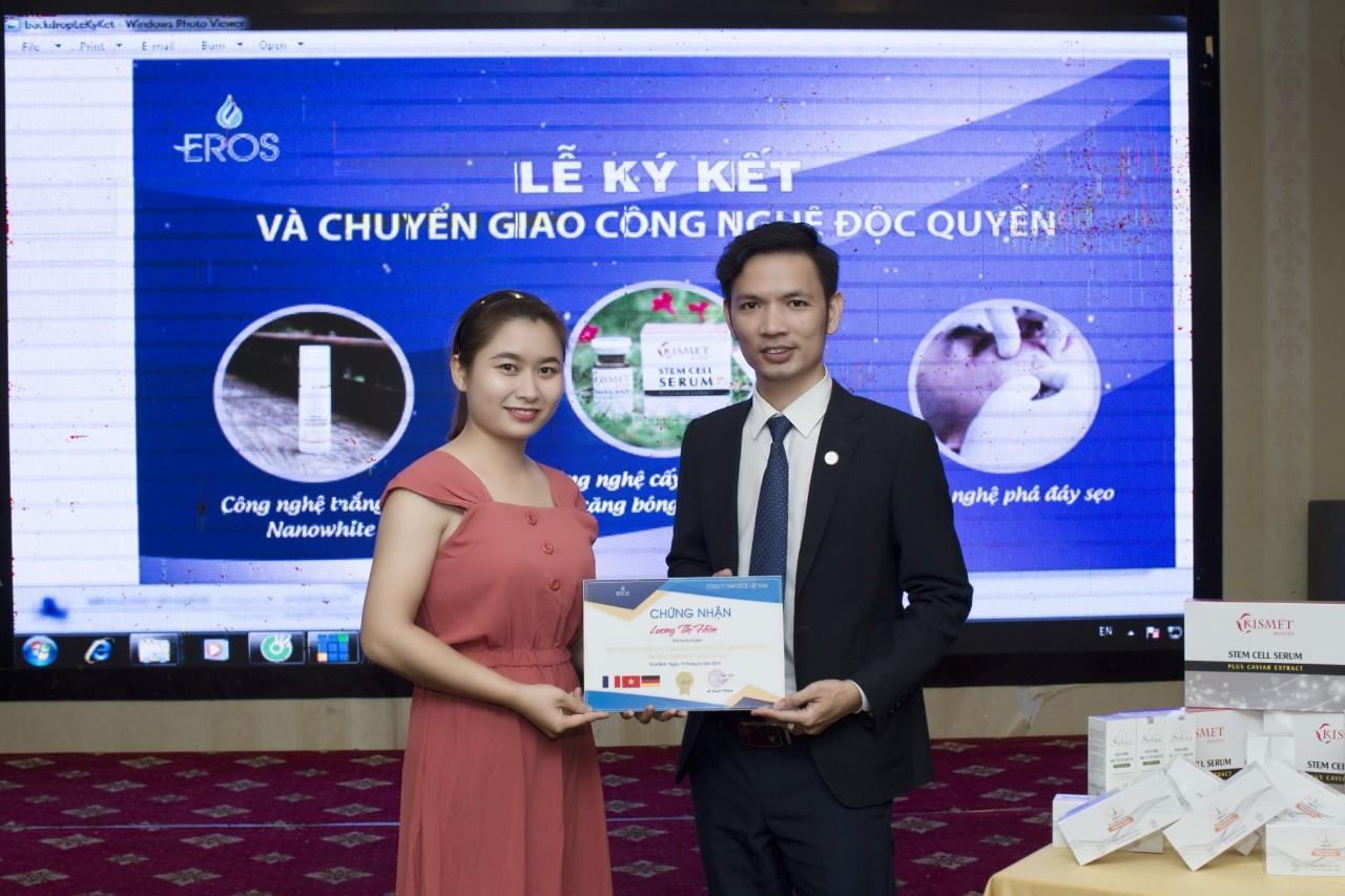Lương Hiền: Cô kĩ sư trồng trọt trở thành nữ giám đốc chi nhánh tài ba - Ảnh 9