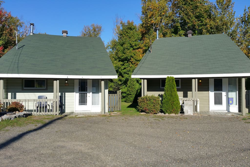 Cottages for rent for 6 people in Quebec #20