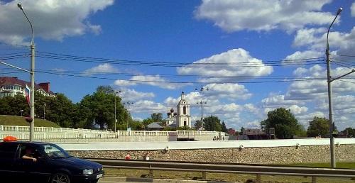 Кемпинги по дороге в Калугу 3113